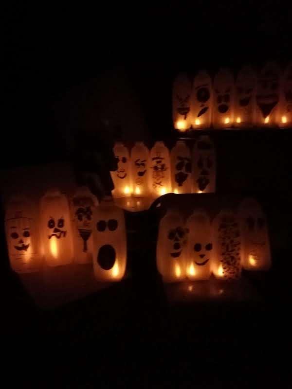 3rd & 4th class lanterns.